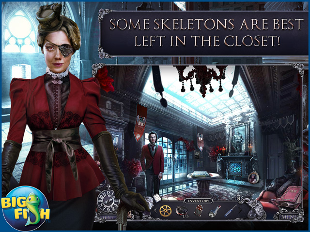 Screenshot for Grim Tales: Crimson Hollow Collector's Edition