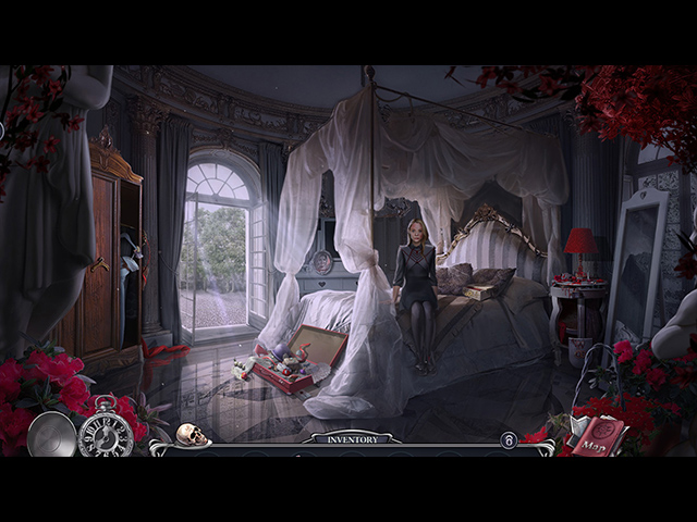 Grim Tales: Guest From The Future - Screenshot