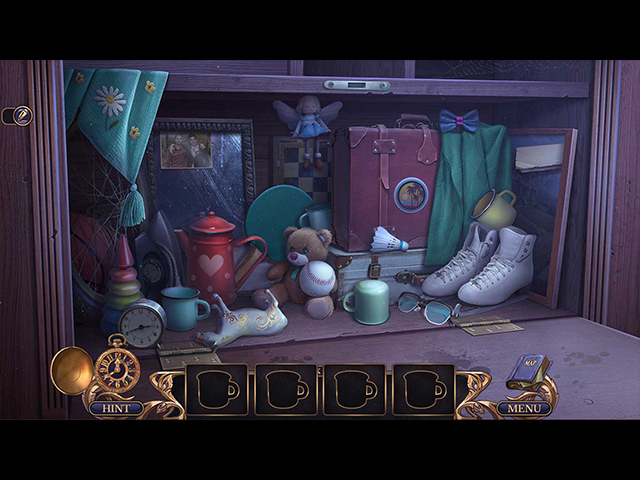 Grim Tales: Heritage Collector's Edition - Screenshot