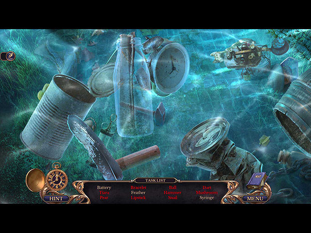 Grim Tales: Heritage - Screenshot