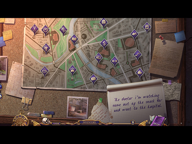 Grim Tales: The Generous Gift - Screenshot 3