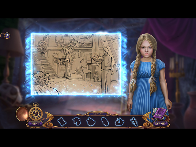 Grim Tales: The Generous Gift - Screenshot