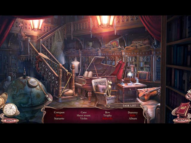Grim Tales: The Time Traveler - Screenshot 2