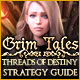 Grim Tales: Threads of Destiny Strategy Guide
