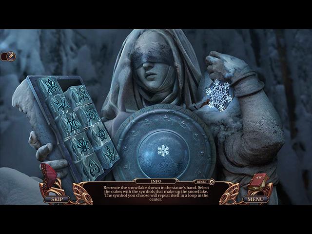 Grim Tales: Trace in Time - Screenshot