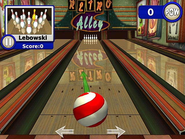 Gutterball Golden Pin Bowling Gt Ipad Iphone Android