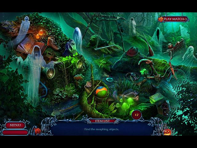 Halloween Chronicles: Evil Behind a Mask - Screenshot