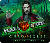 Halloween Chronicles: Monsters Among Us Walkthrough
