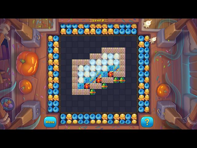 Halloween Marbles - Screenshot