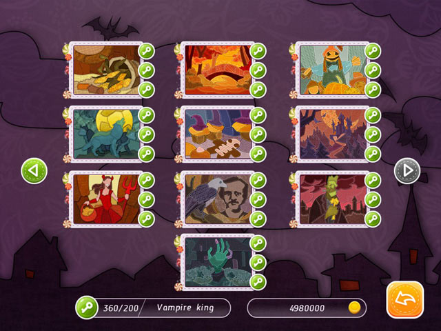 Halloween patchworks trick or treat ipad iphone for Big fish games mac