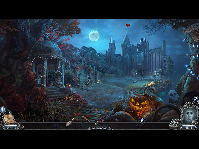 Halloween Stories Black Book Game