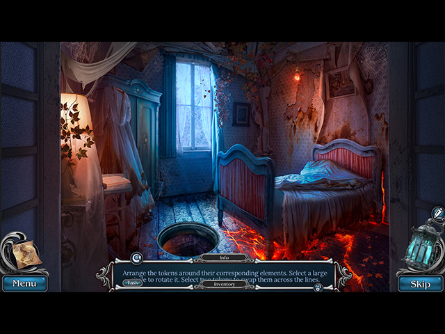Halloween Stories: Defying Death Collector's Edition - Screenshot