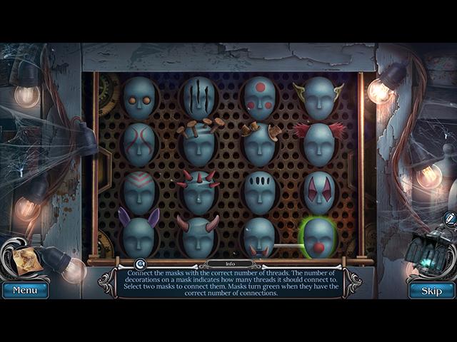 Halloween Stories: Defying Death - Screenshot