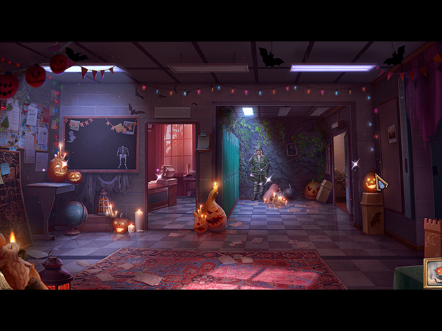 Halloween Stories: Horror Movie - Screenshot 1
