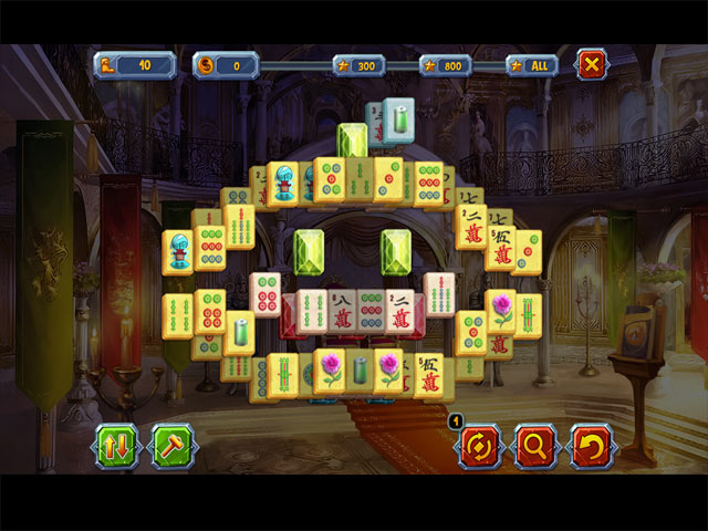 Halloween Stories: Mahjong > iPad, iPhone, Android, Mac & PC Game ...