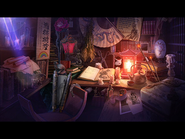 Halloween Stories: The Neglected Dead Collector's Edition - Screenshot