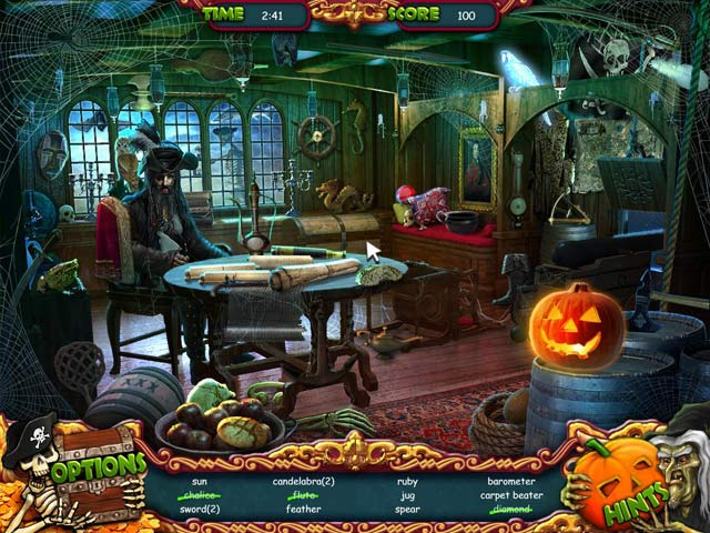 Halloween: The Pirate's Curse > iPad, iPhone, Android, Mac & PC ...