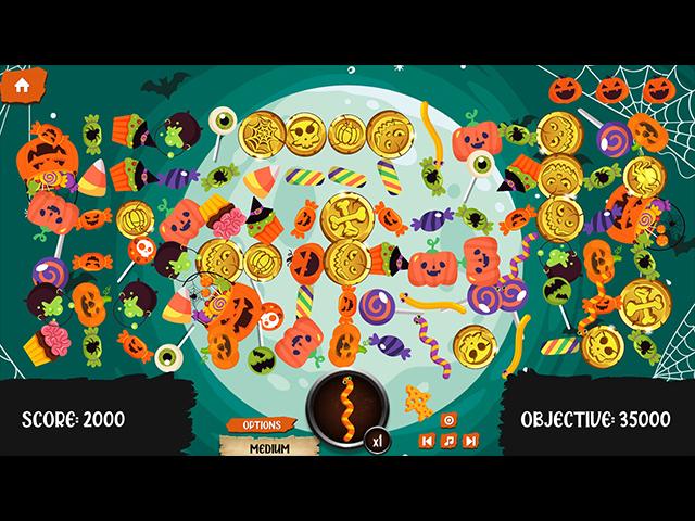 Halloween: The Twelve Cards Curse - Screenshot