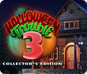 Halloween Trouble 3 Collector's Edition