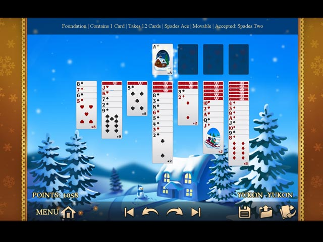 Happy Wonderland Solitaire > iPad, iPhone, Android, Mac & PC