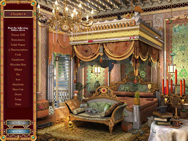 Video for Harlequin Presents: Hidden Object of Desire