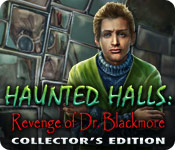 Haunted Halls: Revenge of Doctor Blackmore Collector's Edition