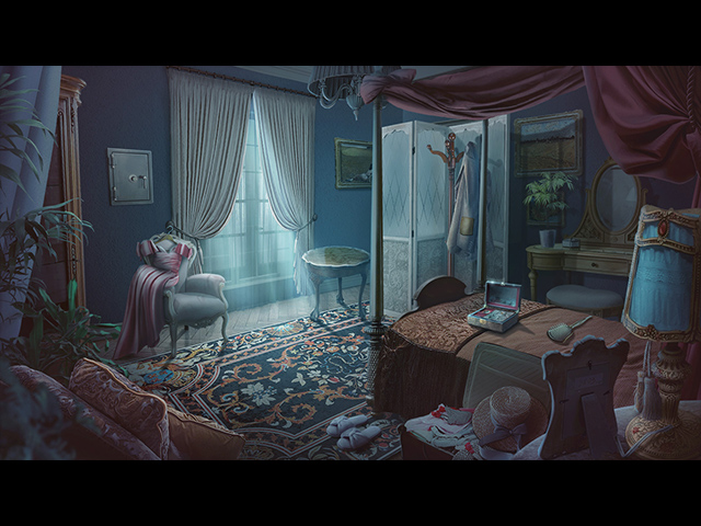 Haunted Hotel: A Past Redeemed Collector's Edition - Screenshot