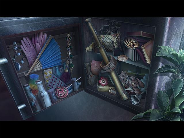 Haunted Hotel: A Past Redeemed - Screenshot
