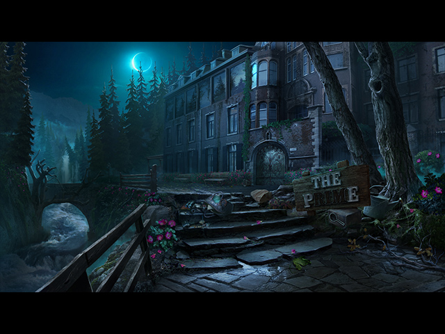 Haunted Hotel: Beyond the Page - Screenshot 1