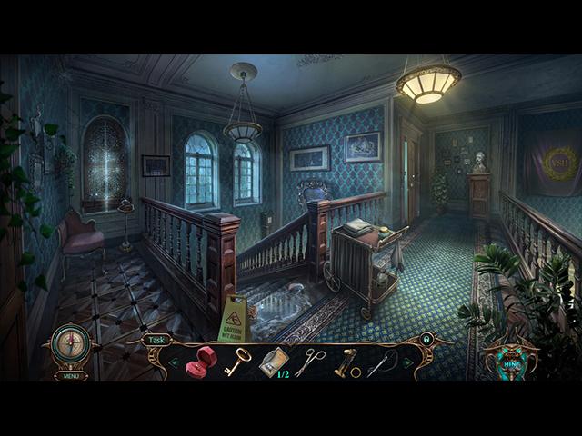 Haunted Hotel: Lost Time - Screenshot