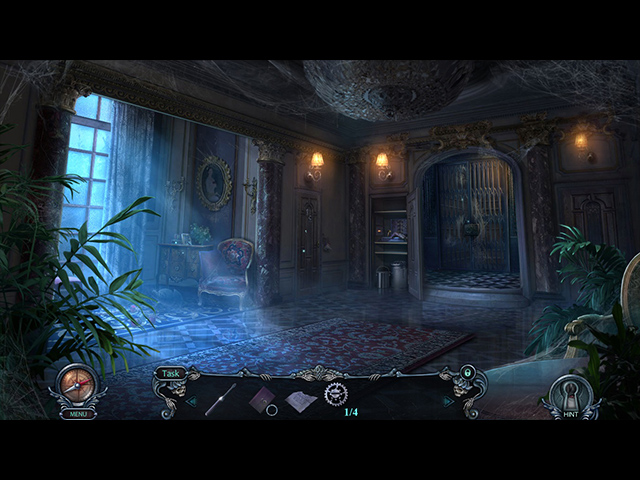 Haunted Hotel: Room 18 - Screenshot
