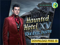 Screenshot for Haunted Hotel: The Evil Inside Collector's Edition