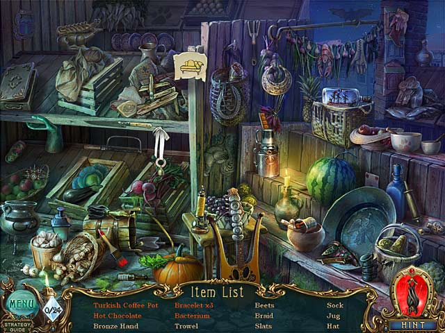 Video for Haunted Legends: The Bronze Horseman Collector's Edition