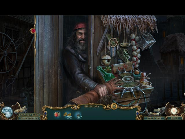Haunted Legends: Monstrous Alchemy - Screenshot 1