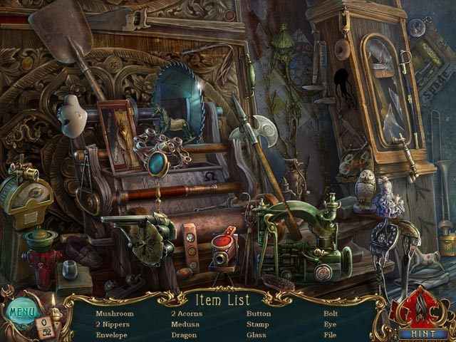 Haunted legends the queen of spades collector 39 s edition for Big fish hidden object games