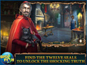 Screenshot for Haunted Legends: The Iron Mask Collector's Edition