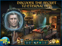 Screenshot for Haunted Legends: The Secret of Life Collector's Edition
