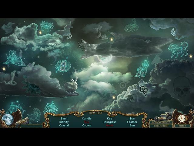 Haunted Legends: Twisted Fate - Screenshot 2