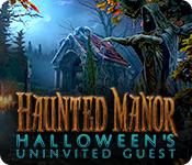 Haunted Manor: Halloween's Uninvited Guest Walkthrough