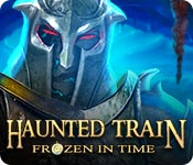 Haunted Train: Frozen in Time
