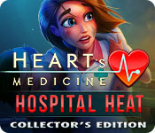 Heart's Medicine: Hospital Heat Collector's Edition