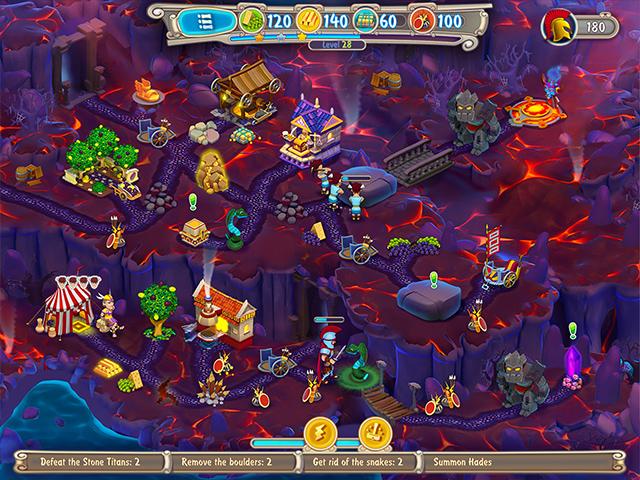 Hermes: Tricks of Thanatos - Screenshot