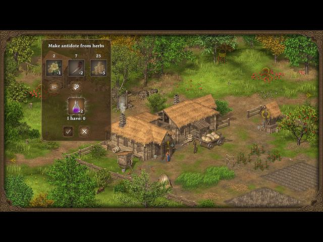 Hero of the Kingdom: The Lost Tales 1 - Screenshot