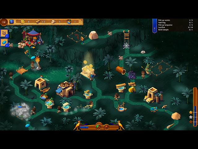 Heroes of Egypt: The Curse of Sethos - Screenshot