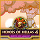 Heroes of Hellas 4: Birth of Legend game