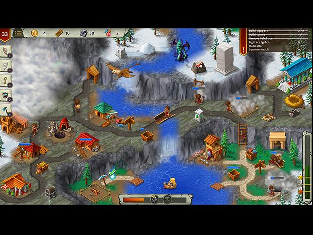 Heroes of Rome 2: The revenge of Discordia - Screenshot