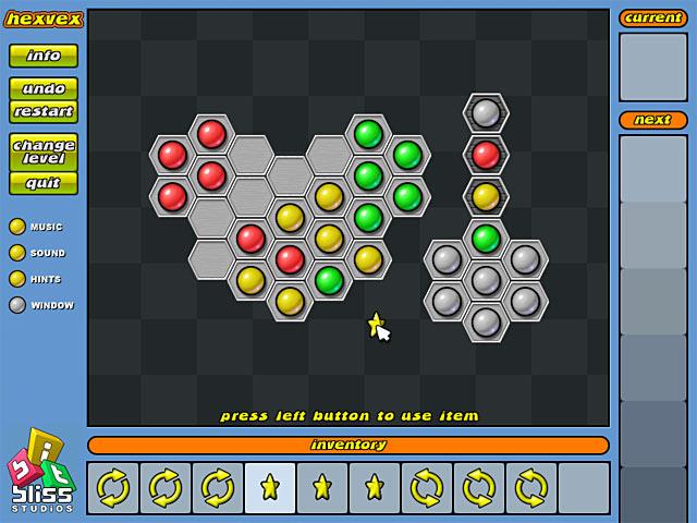 Hexvex > iPad, iPhone, Android, Mac & PC Game | Big Fish