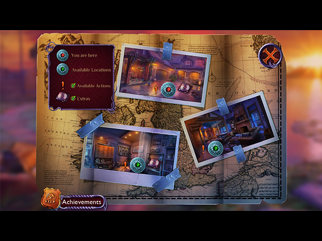 Hidden Expedition: A King's Line Collector's Edition - Screenshot