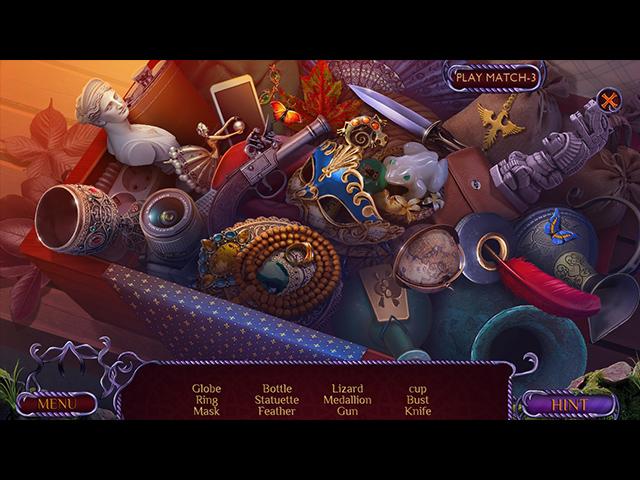 Hidden Expedition: A King's Line - Screenshot