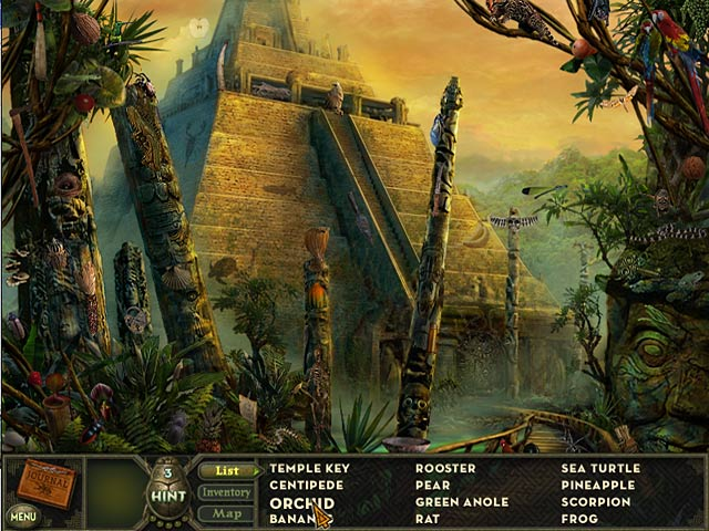 Video for Hidden Expedition: Amazon